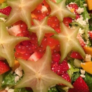 Coconut Lime Dressing