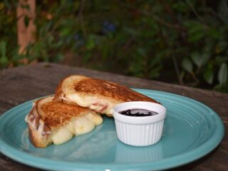 Jolly Holiday Specialty Toasted Cheese Sandwich