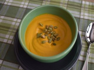 Disney's Pumpkin Soup