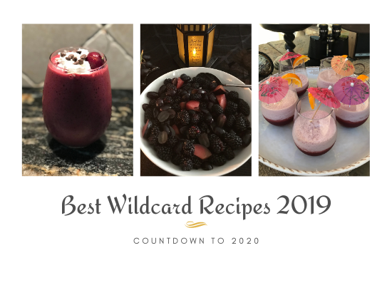 Countdown to 2020 – Wild Card