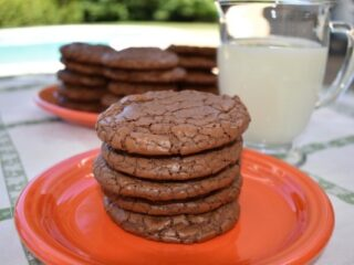 Beautiful Fantastic Chocolate Cookies