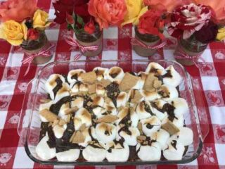 Big Thunder Ranch S'mores Bake
