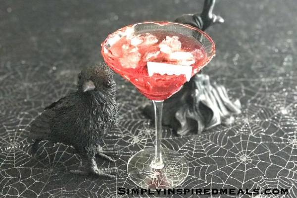 Dracula's Bloody Mocktail