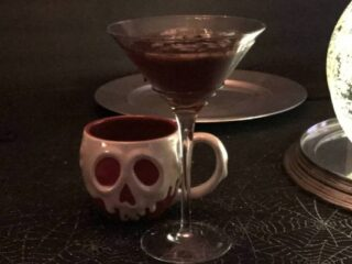 Evil Queen Poison Apple-tini