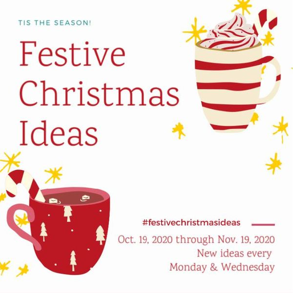 Festive Christmas Ideas Event