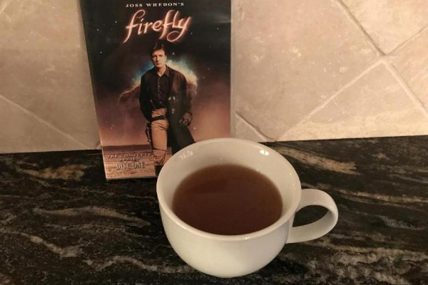 Firefly inspired Saffron's Cider