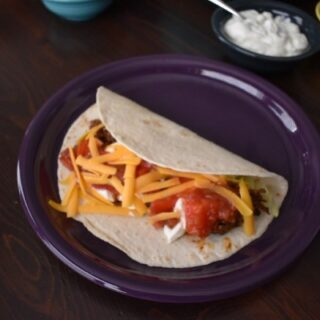 Galaxy Slow Cooker Tacos