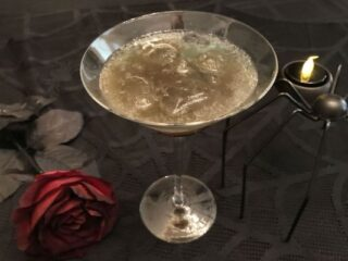 Haunted Mansion Cocktail – Essence of Death