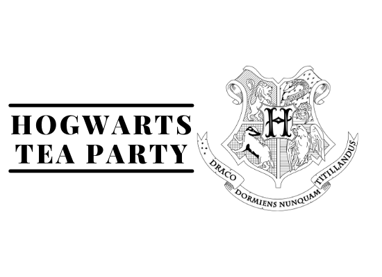 How To Throw a Harry Potter Hogwarts Tea Party