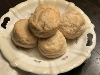 Magic Buttermilk Biscuits