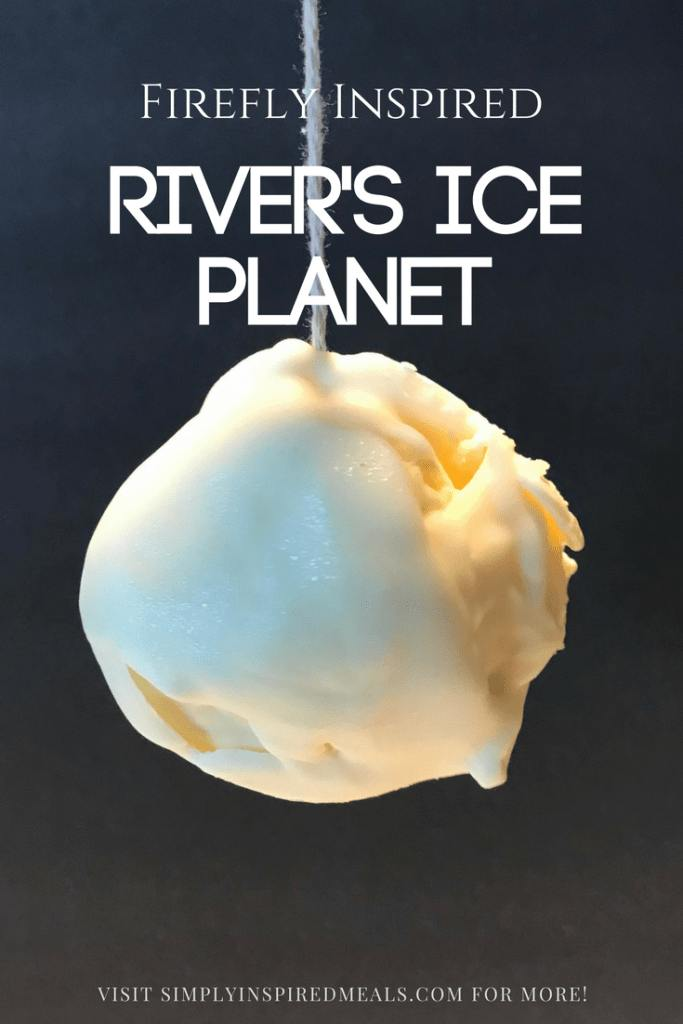 River's Ice Planet