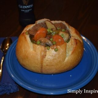 Wizarding World Beef and Guinness Stew