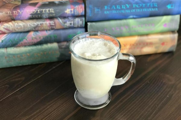 Wizarding World Frozen Butterbeer